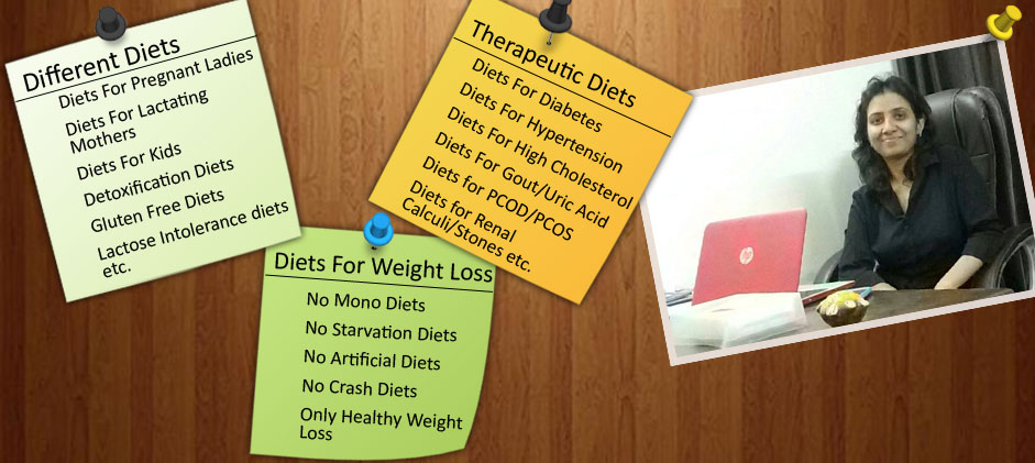 Dietician in Rishikesh Uttarakhand